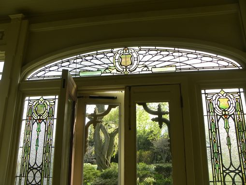 Custom Made Restoration Of Victorian Entranceway (Relead)