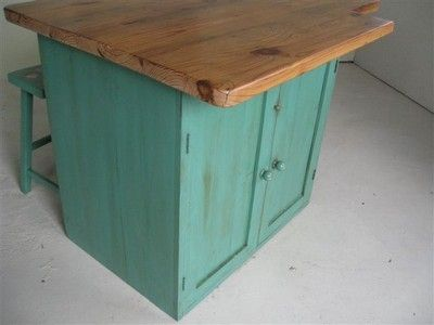 Custom Made Custom Kitchen Island With Base Cabinet