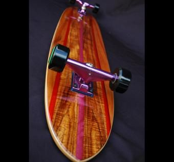Custom Made Custom Skateboards