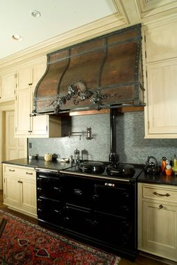 Custom Made Grapevine Range Hood