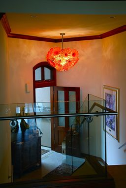 Custom Made Rondel Chandelier