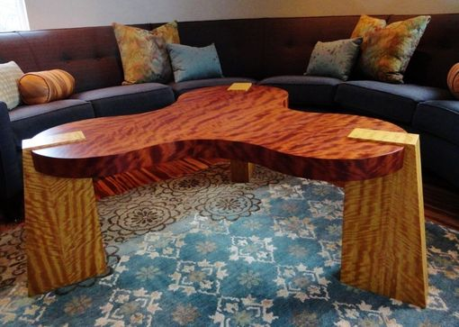 Custom Made The Revland Lakeside Coffee Table