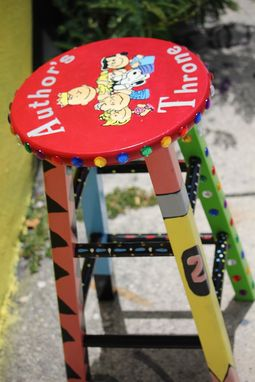 Custom Made Good Grief, Charlie Brown! Classroom Furniture