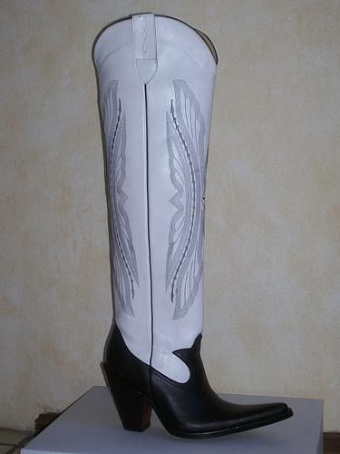 Hand Made Cowboy Boots Custom Made To Order From 14 To 37 Inches