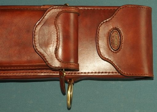 Custom Made 1964 Leather Poolstick Case