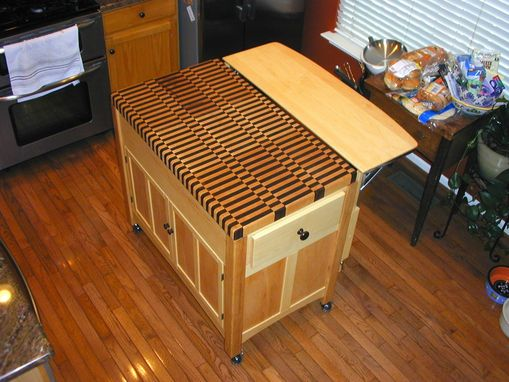 Custom Made Custom Made Kitchen Island