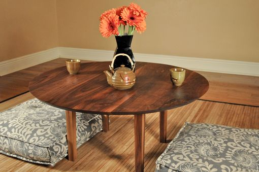Custom Made Chabudai Table