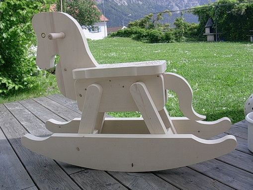 Custom Made Rocking-Horse