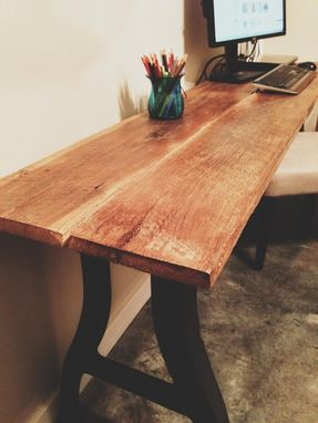 Custom Made Steinbeck Table