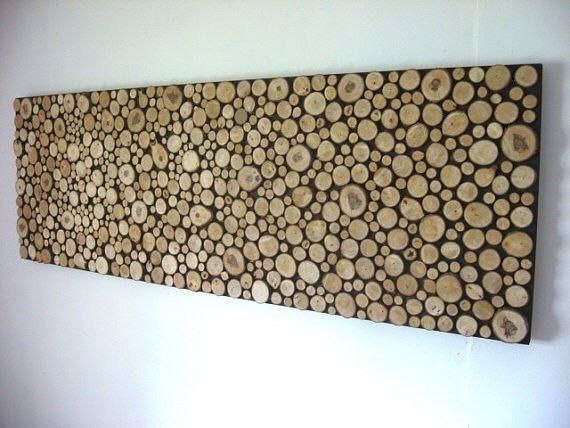 hand crafted rustic wood headboard by modern rustic art, llc, Headboard designs