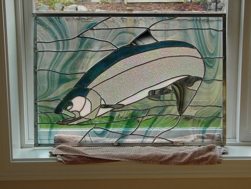 Custom Made Fish Window