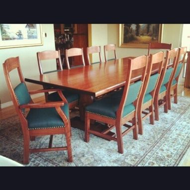 Custom Made Table & Chairs