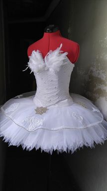 Custom Made Custom Ballet Tutu Or Performance Costume