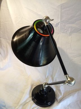 Custom Made The Beach Boys Little Deuce Coupe Lamp
