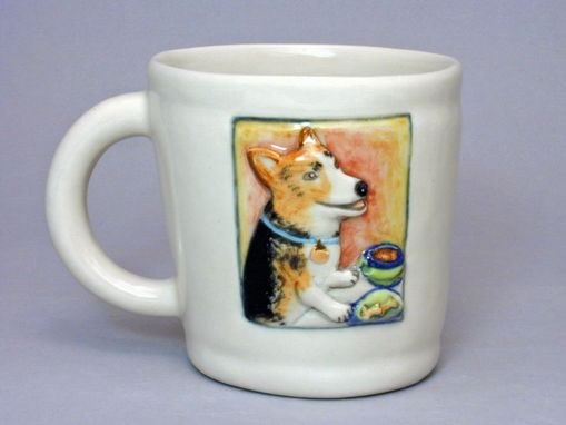 Custom Made Pet Mugs