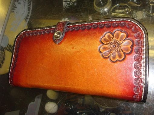 Custom Made Clasp Wallet