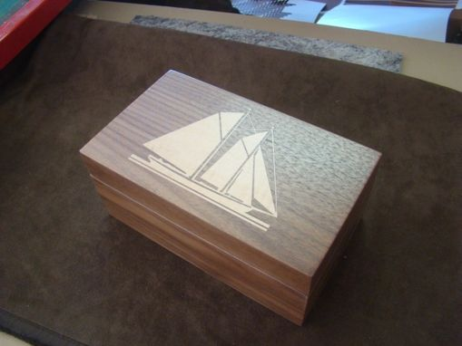 Custom Made 11 Keepsake Boxes With Engraved Top - Must Be Done By The Holidays!