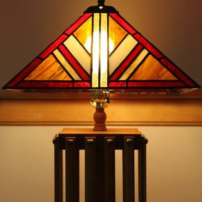 Mission Lamps Craftsman Arts And Crafts Stickley Style