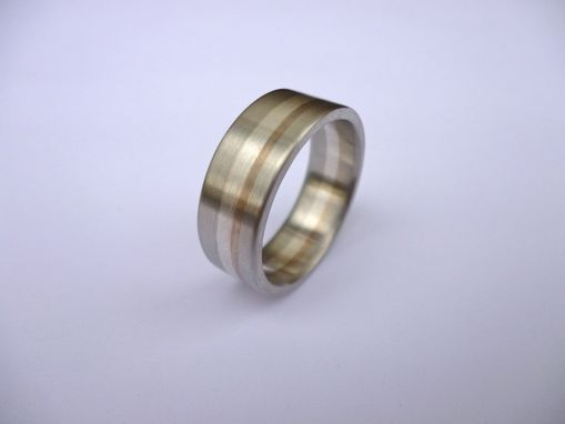 Custom Made Four Stripe Band