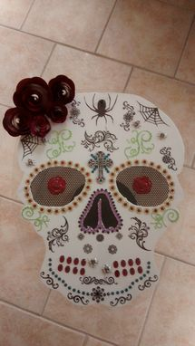 Custom Made Day Of The Dead Tables Each Table Sold Separate