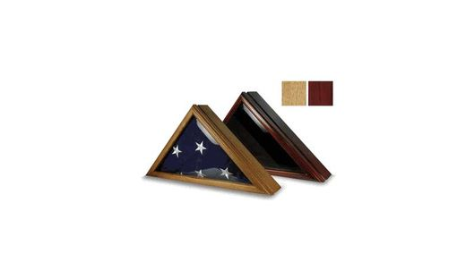 Custom Made American Flag Display Box