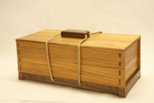 Custom Made Stacked Keepsake Box