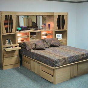 Bedroom Wall Units | CustomMade.com