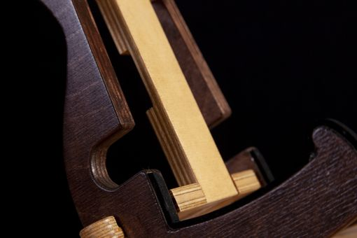 Custom Made K-Stand For Tenor And Baritone Ukuleles