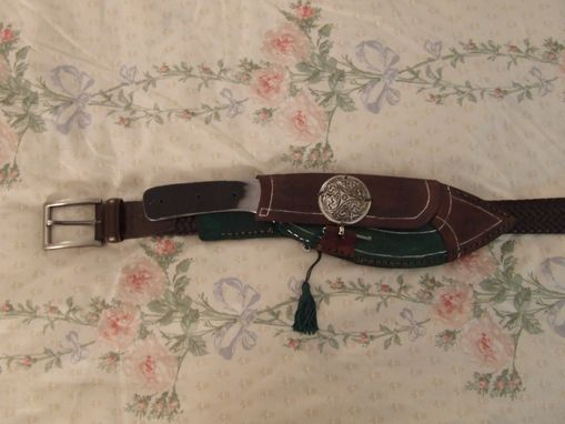 Custom Made Custom Leather Sheaths And Scabbards