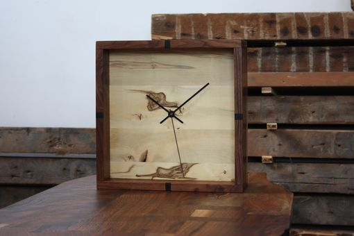 Custom Made Square One Clock