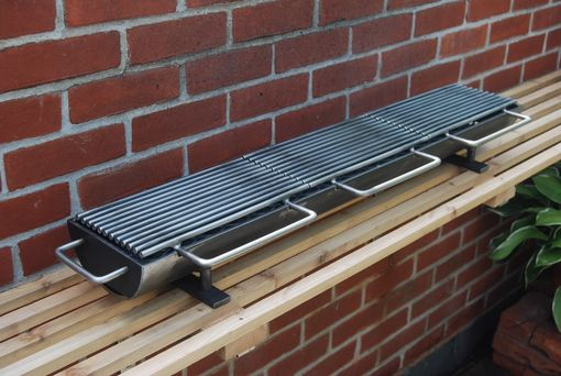 Custom Made 636 Hibachi Grill