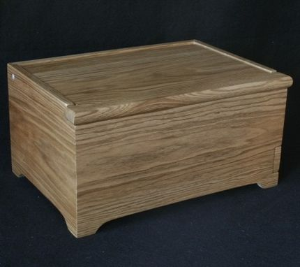 Custom Made Handcrafted Wood Jewelry Boxes