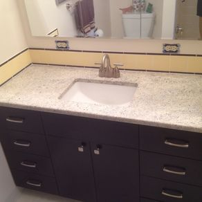 Custom Bathroom Vanity custom bathroom cabinetry | custommade