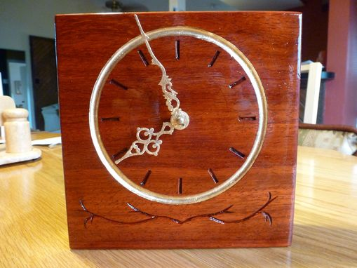 Custom Made Clock