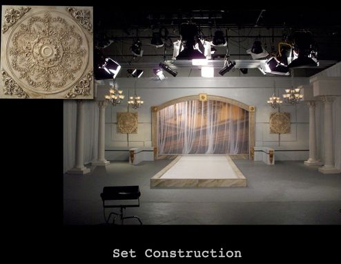 Custom Made Runway Show Set