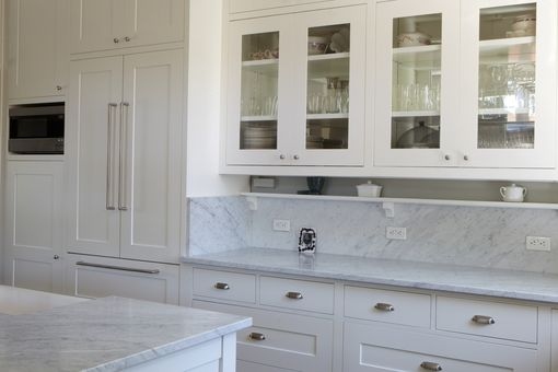 Custom Made Old English Kitchen