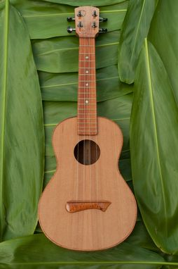 Custom Made Koa Concert Ukulele