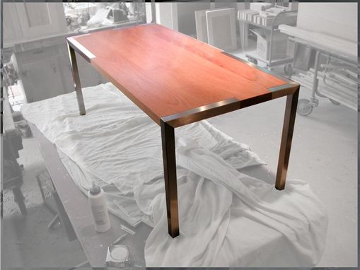 Custom Made Coffee Table 3