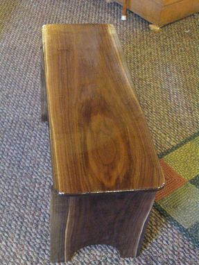 Custom Made Coffee Table, Or End Table, Or Display Table