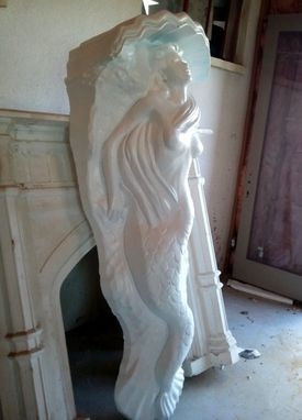 Custom Made Custom Architectural Mermaid Bracket