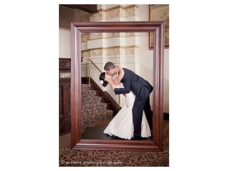 Hand Crafted Life Size Photo Frame By Sahn Lee Crafts Llc