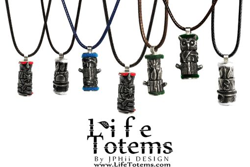 Custom Made Life Totems