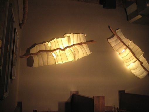 Custom Made Sconces