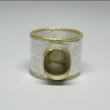 Custom Made Krystal's Nature Ring
