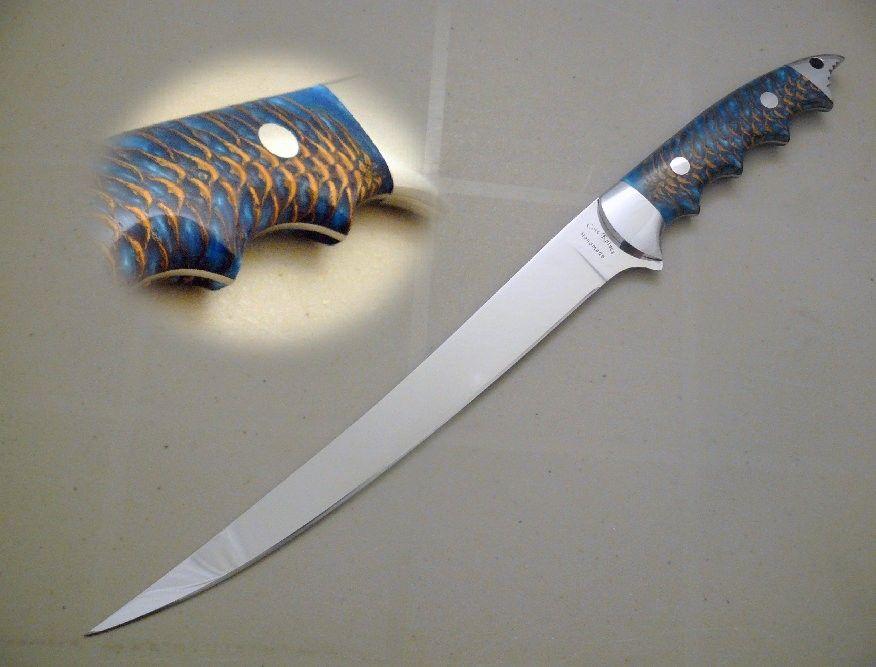 Custom Made Fillet Knife