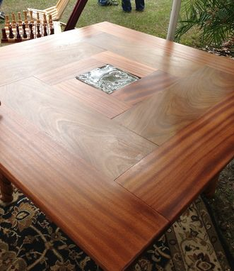 Custom Made Dining Room Table