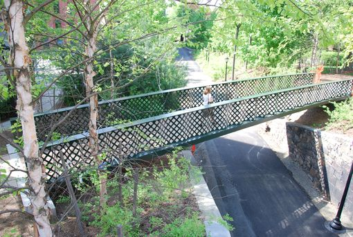 Custom Made Yale Hillhouse Avenue Bridges