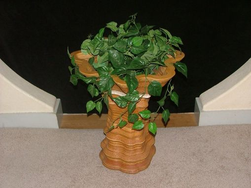 Custom Made Occasional Table - Plant Stand
