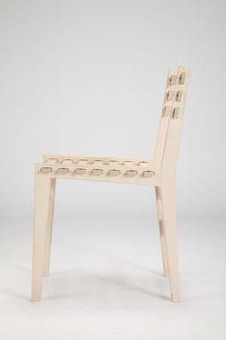 Custom Made Plank Chair