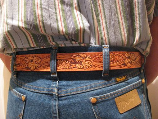 Custom Made Robin's Belt